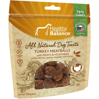 Healthy Balance Dog Treats 4.5oz