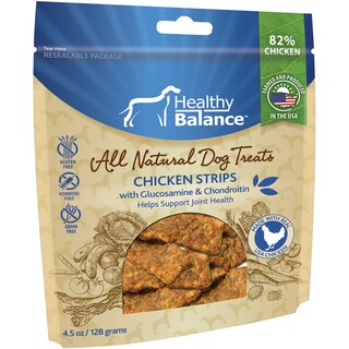 Healthy Balance Dog Treats 4.5oz