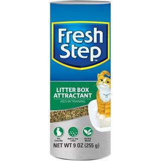 Fresh Step Litter Box Attractant 9 oz.