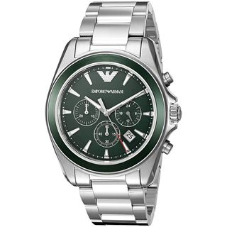 Emporio Armani Men's AR6090 'Sportivo' Chronograph Stainless Steel Watch