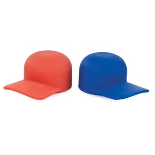 True 3222 Silicone Slugger Cap Assorted Colors 2 Count