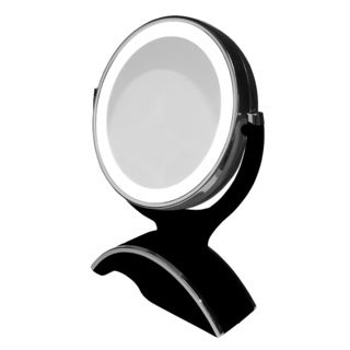 Soft Touch Lighted Vanity Mirror