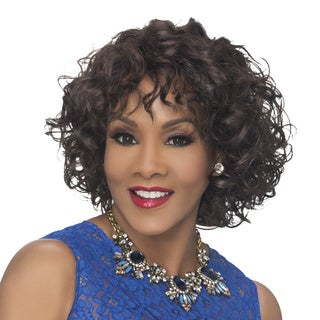 Vivica A. Fox Oprah Synthetic Pure Stretch Cap Full Wig