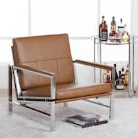 Clay Alder Home Dunham Leather Chair