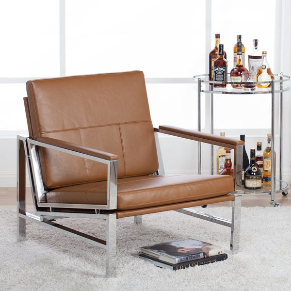 Studio Designs Home Atlas Leather Chair