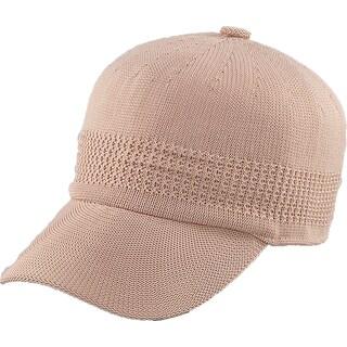 Henschel Knit Baseball Cap