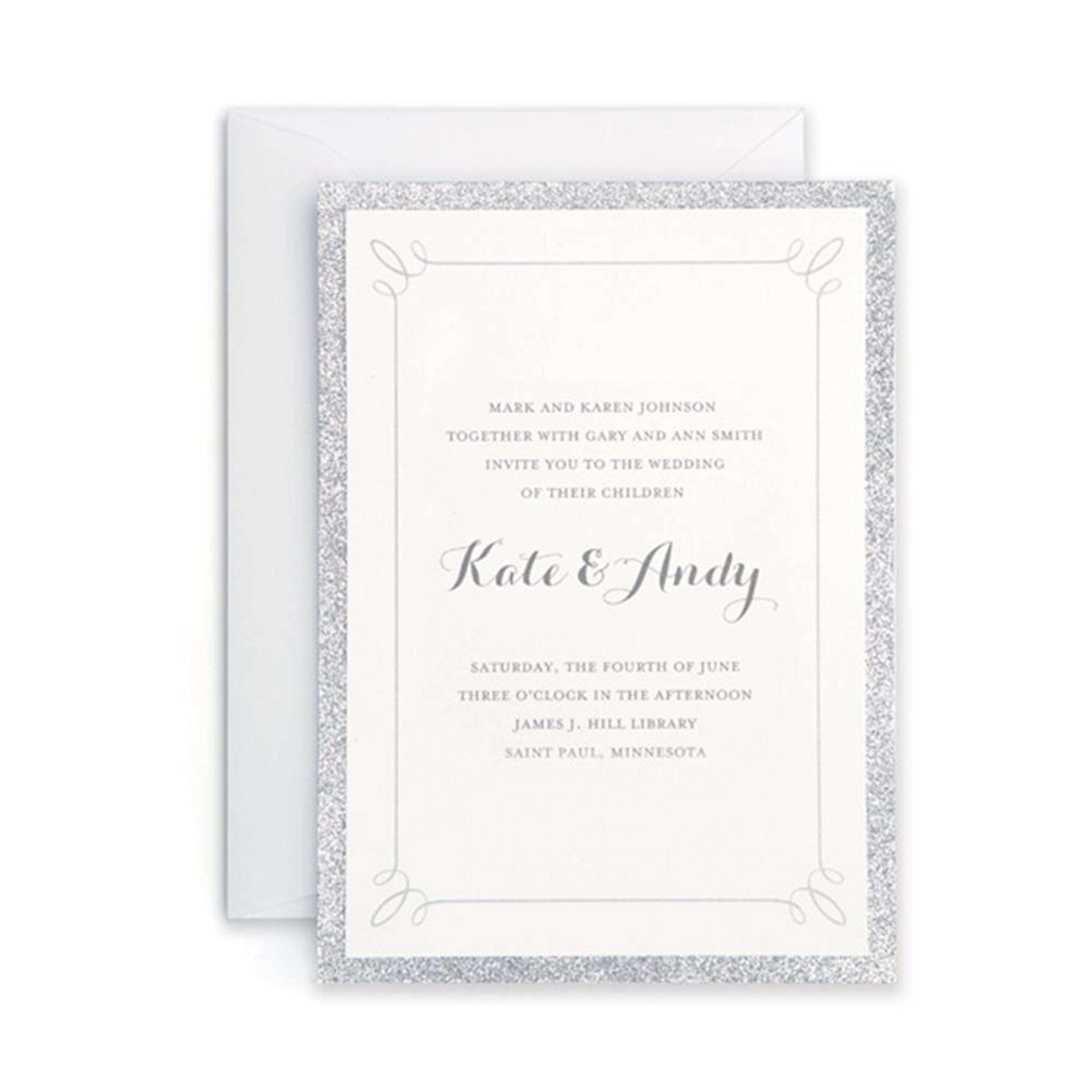 Buy Wedding Invitations & Stationery Online at Overstock.com | Our ...