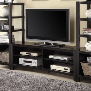 Coaster Company Brown Wood TV Console