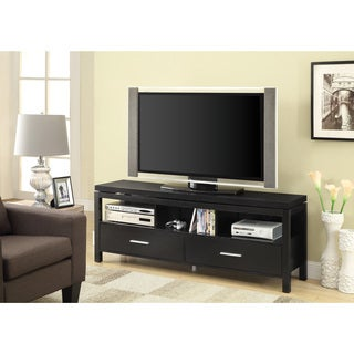 Coaster MDF/Veneer TV Console with Drawers