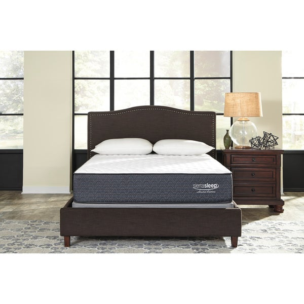 Shop Signature Design By Ashley Limited Edition Firm Queen Size Mattress Free Shipping Today