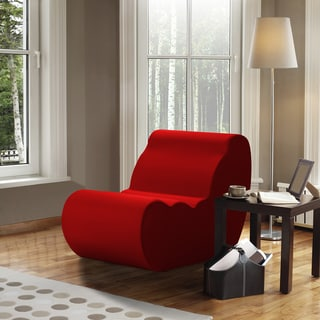 Priage Comfort Memory Foam/Polyester Cloud Chair