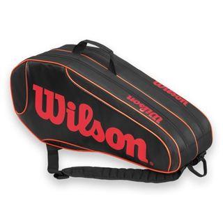Wilson Burn Team 6-pack Tennis Bag