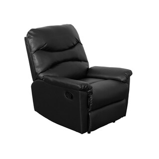 CorLiving Luke Bonded Leather Recliner