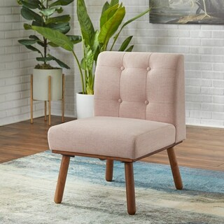 Simple Living Playmate Armless Accent Chair - N/A
