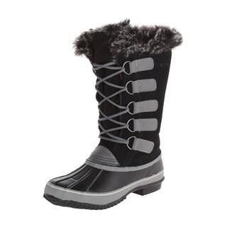 Northside Women's Kathmandu Black Snow Boot