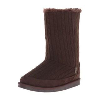 Northside Women's Teegan Dark Brow 9 M US Fashion Boot