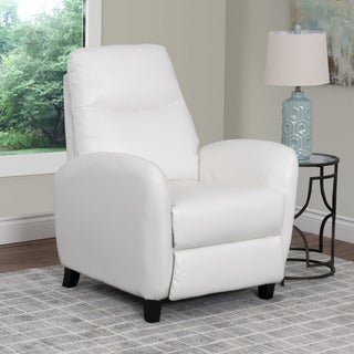 CorLiving Ava Bonded Leather Recliner