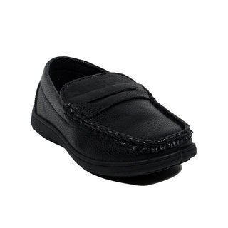 Blue Boys B-JAQAR Synthetic Slip-on Loafers (More options available)