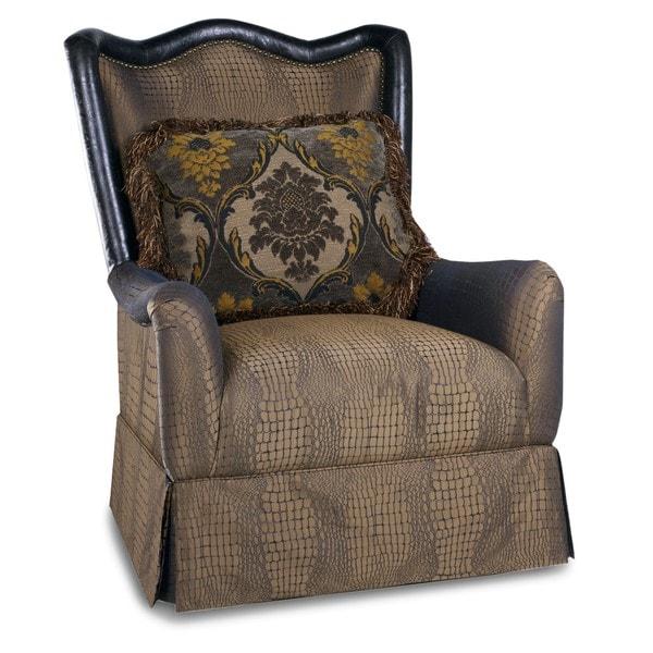Art Furniture Giovanna Sable Skirted Accent Chair