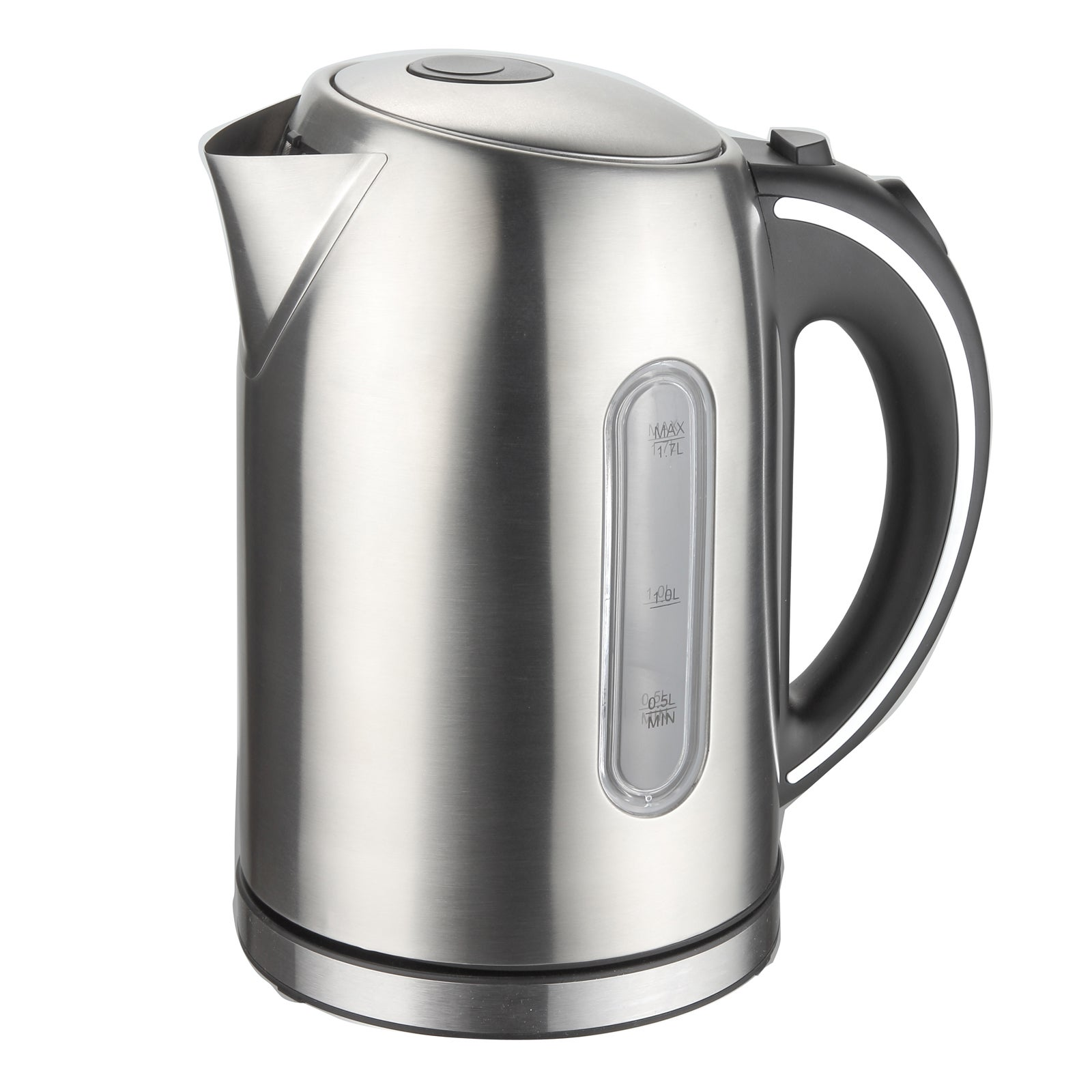 Mega Chef 1.7-liter Stainless Steel Electric Tea Kettle (...