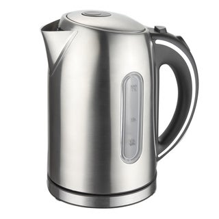 Mega Chef 1.7-liter Stainless Steel Electric Tea Kettle