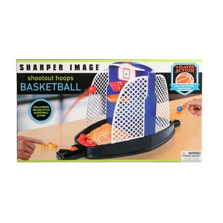 Sharper Image Tabletop Basketball Game