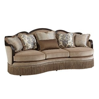 A.R.T. Furniture Giovanna Caramel Sofa