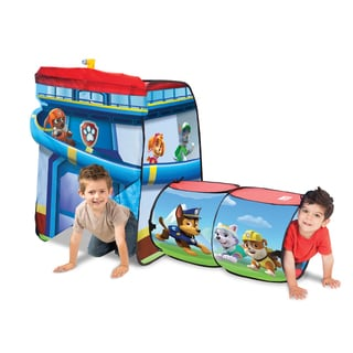 Shop Playhut Kids Paw Patrol Explore 4 Fun Play Tent