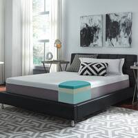 Slumber Solutions Choose Your Comfort 12-inch Twin XL-size Gel Memory Foam Mattress