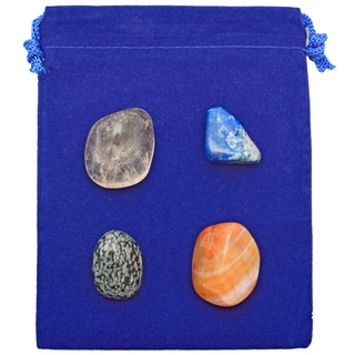 Healing Stones for You Relaxation Intention Stone Set