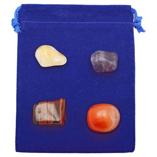 Healing Stones for You Motivation Intention Stone Set