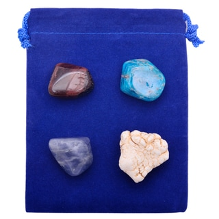 Healing Stones for You Weight Loss Intention Stone Set