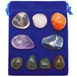 Healing Stones for You Home Protection Stone Set