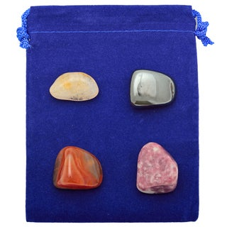 Healing Stones for You Hot Flash Relief Healing Stone Set