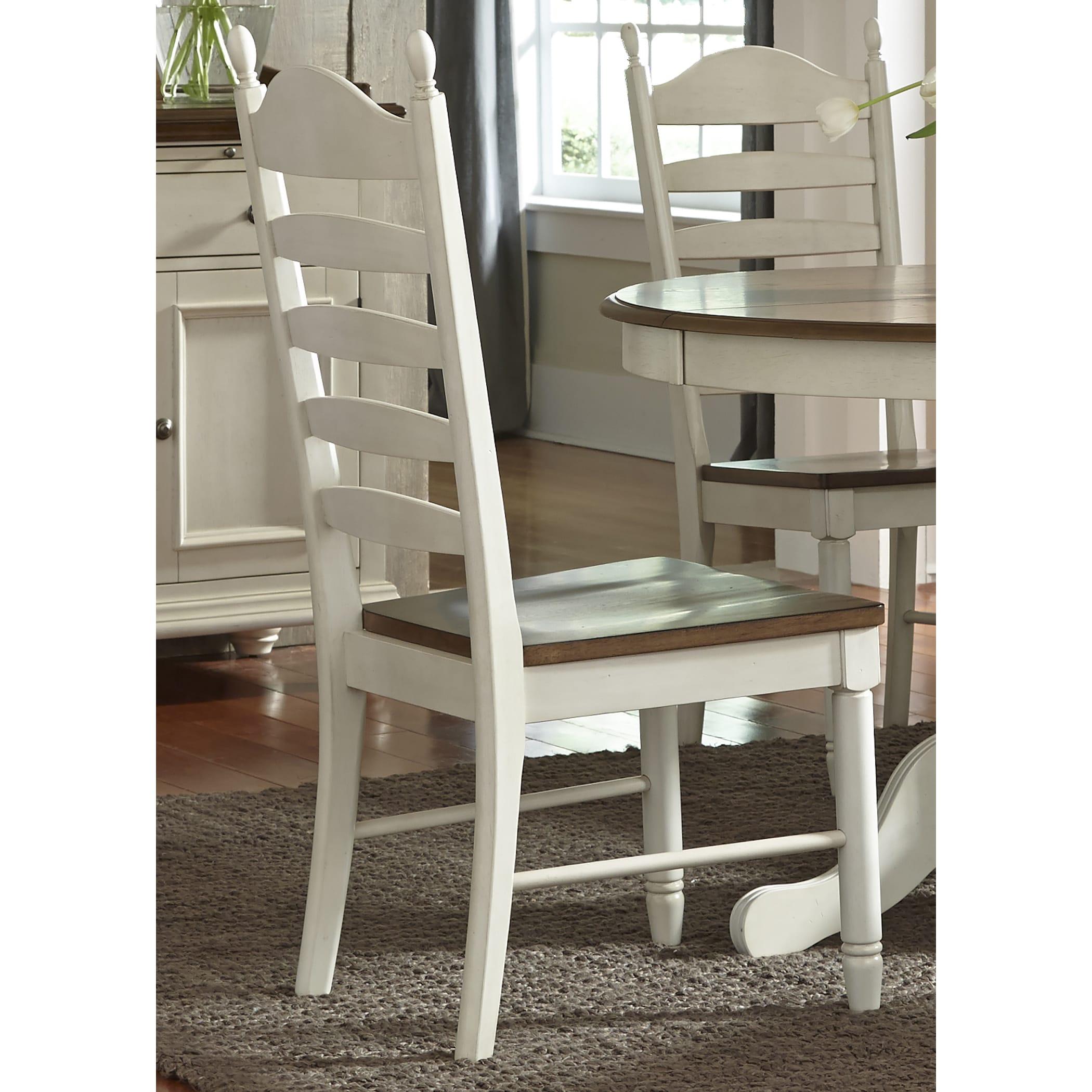 Springfield Farmhouse Ladderback Dining Chair