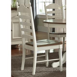 Springfield Farmhouse Ladderback Dining Chair|https://ak1.ostkcdn.com/images/products/13164859/P19890032.jpg?impolicy=medium