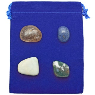 Healing Stones for You Alleviate Fear Healing Stone Set