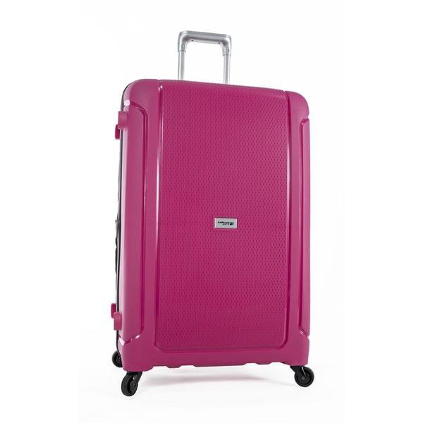Shop Westjet Luggage Adventure Fuchsia 28 Inch Expandable