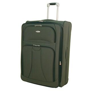 WestJet Luggage Sage 29-inch 2-Wheeled Expandable Rolling Suitcase