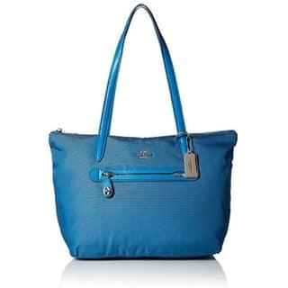 Nylon Coach Designer Handbags   Find Great Designer Store Deals ... 98f67998bb