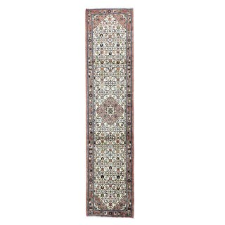 1800GetaRug Hand-knotted Persian Hamadan Wool Runner Rug (2'10 x 12'2)|https://ak1.ostkcdn.com/images/products/13174850/P19898491.jpg?impolicy=medium