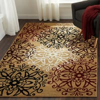 Superior Elegant Leigh Ivory Area Rug (8' x 10') (As Is Item)