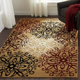 blue rugs for living room. Superior Elegant Leigh Ivory Area Rug  8 x 10 Option Blue Rugs For Less Overstock com