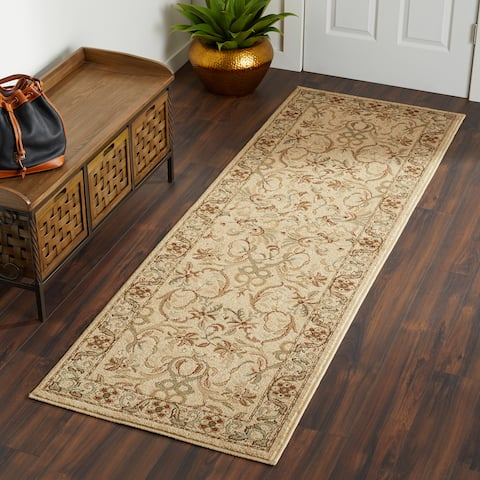 Superior Elegant Heritage Area Rug Collection (2'7 x 8')