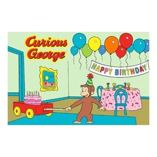 Fun Rugs Home Indoor Birthday Rug (1'7  x 2'5 )