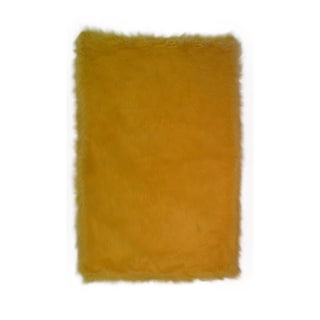 Fun Rugs Home Indoor/ Outdoor Lime Yellow Color Rug (2'7  x 3'11 )