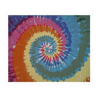 Fun Rugs Home Indoor/ Outdoor Colorburst Rug (3'3  x 4'10 )
