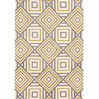 Tufted GEO 14 MULTI Polyester Rug (8' X 10')