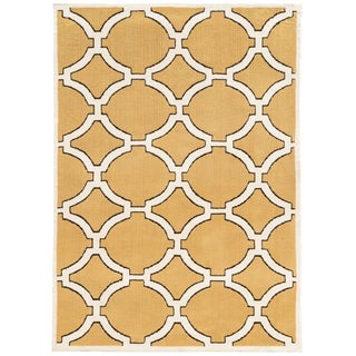 Tufted GEO 13 MULTI Polyester Rug (8' X 10')