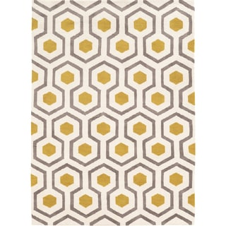 Tufted GEO 11 MULTI Polyester Rug (8' X 10')